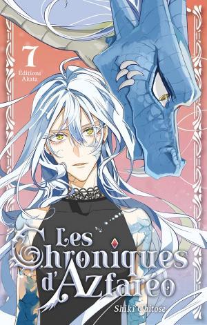 couverture, jaquette Les Chroniques d'Azfaréo 7