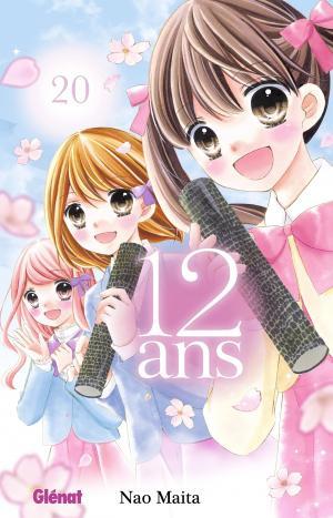 12 ans 20 Manga