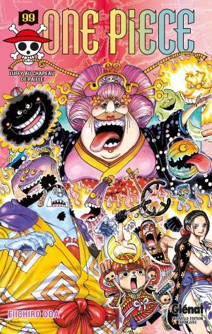 couverture, jaquette One Piece Nouvelle Edition - Française 99
