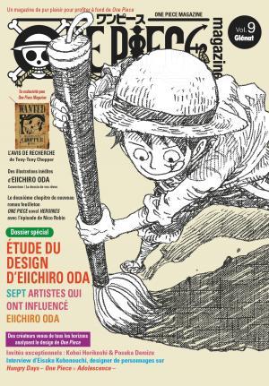 couverture, jaquette One piece magazine 9