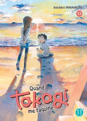 couverture, jaquette Quand Takagi me taquine 13