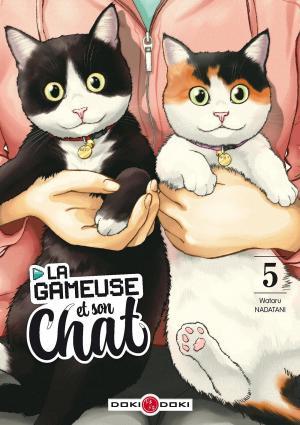 La Gameuse et son Chat 5 Manga
