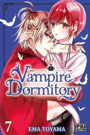 couverture, jaquette Vampire Dormitory  7