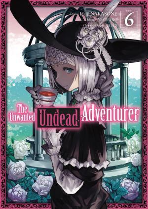 couverture, jaquette The Unwanted Undead Adventurer 6