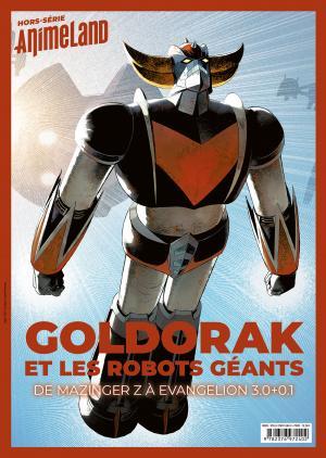 couverture, jaquette Animeland 26  - GoldorakHors-série (Anime Manga Presse) Magazine