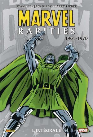 Marvel rarities 1961 TPB Hardcover (cartonnée) - Intégrale