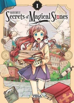 Secrets of magical stones édition simple