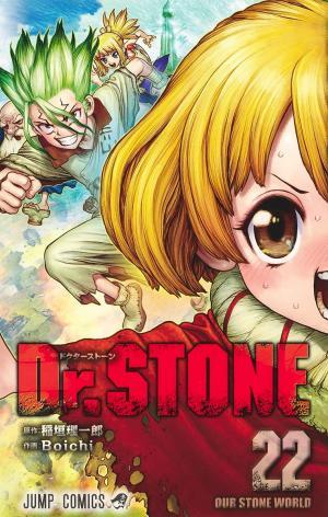 couverture, jaquette Dr. STONE 22  (Shueisha) Manga