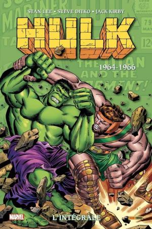 Hulk 1964 TPB Hardcover - L'Intégrale