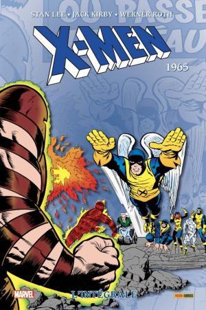 X-Men 1965 TPB Hardcover - L'Intégrale