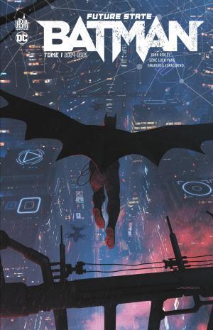 Future State - Batman édition TPB Hardcover (cartonnée)