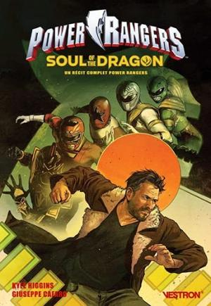 Power Rangers - Soul of the Dragon  TPB Softcover (souple)