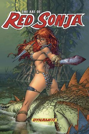 Art Of Red Sonja édition TPB Hardcover (cartonnée)
