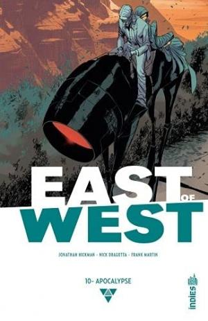 East of West 10 TPB hardcover (cartonnée)