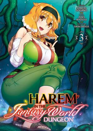Harem in the Fantasy World Dungeon 3 Manga