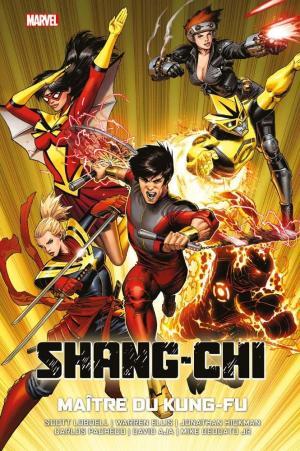 Shang-chi, maître du Kung-fu  TPB Hardcover (cartonnée) - Best Of Marvel