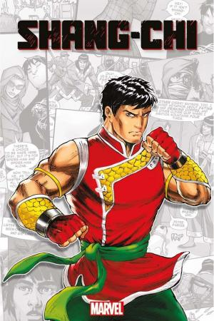 Marvel-Verse - Shang-Chi  TPB softcover (souple)