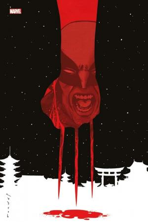 Wolverine - Black White and Blood  TPB Hardcover (cartonnée)