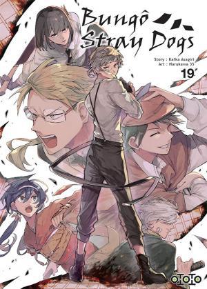 couverture, jaquette Bungô Stray Dogs 19