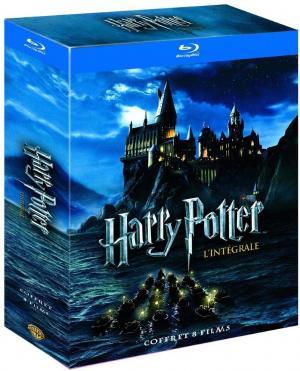 Harry Potter - Intégrale 8 films 0