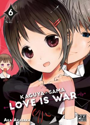 couverture, jaquette Kaguya-sama : Love Is War 6