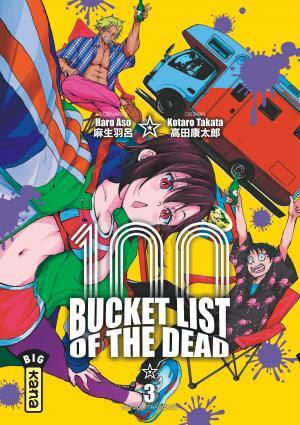 couverture, jaquette Bucket List Of the Dead 3