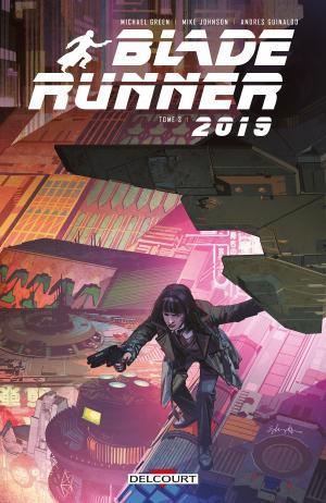Blade Runner 2019 3 TPB Hardcover (cartonnée)
