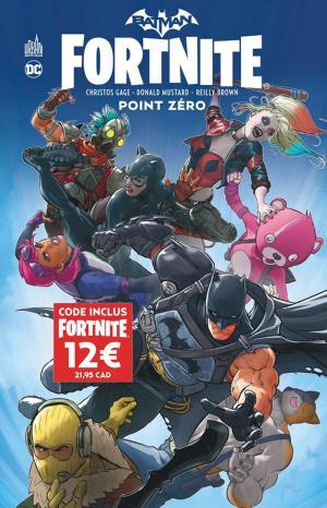 Batman Fortnite  TPB Hardcover (cartonnée)