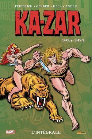 Ka-Zar 1973 TPB Hardcover (cartonnée) - Intégrale