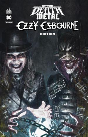 Batman - Death Metal 7 TPB Hardcover (cartonnée) - megadeth edition