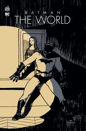 Batman the world  TPB Hardcover (cartonnée)
