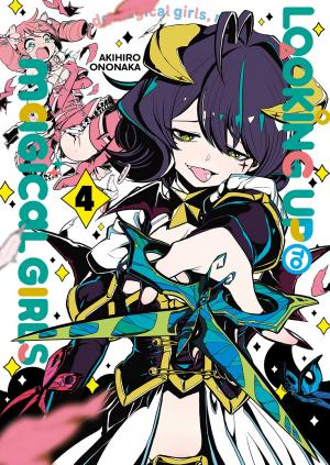 couverture, jaquette Looking Up To Magical Girls ! 4