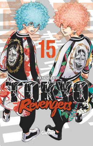 couverture, jaquette Tokyo Revengers 15