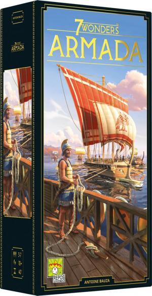 7 wonders : Armada édition simple