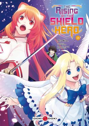 The Rising of the Shield Hero #18