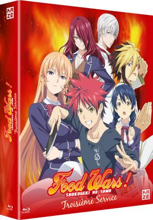 Food wars - the third plate édition simple