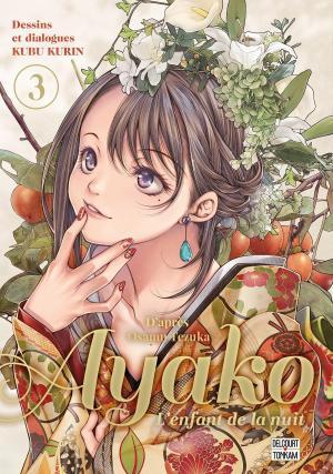 couverture, jaquette Ayako - L'Enfant de la Nuit 3  (delcourt / tonkam) Manga