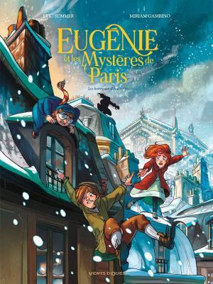 Eugénie et les mystères de Paris 2 simple