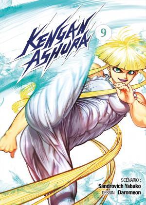 couverture, jaquette Kengan Ashura 9