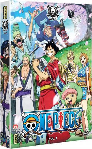 One Piece Pays de Wano 2 Série TV animée
