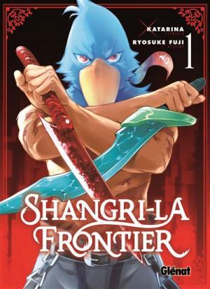 Shangri-La Frontier # 1
