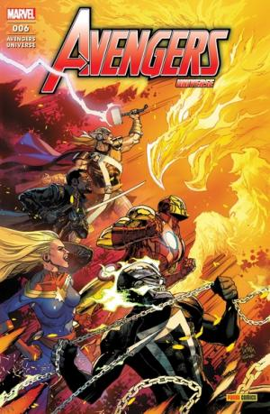 Avengers Universe 6 Softcover V1 (2021 - En cours)