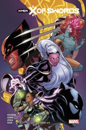 X-men - X of swords 2 TPB Hardcover (cartonnée) - ed. Collector