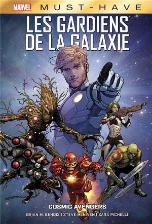 Les gardiens de la galaxie - Cosmic avengers  TPB Hardcover (cartonnée) - Must Have