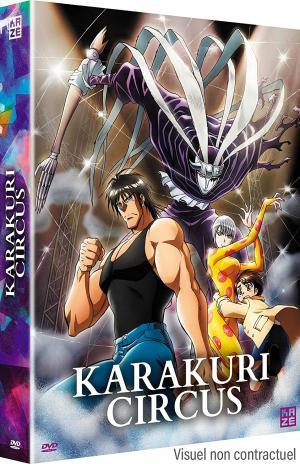 Karakuri Circus édition intégrale