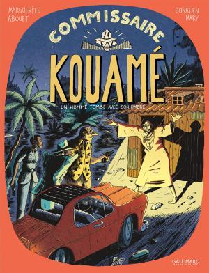 Commissaire Kouamé  simple