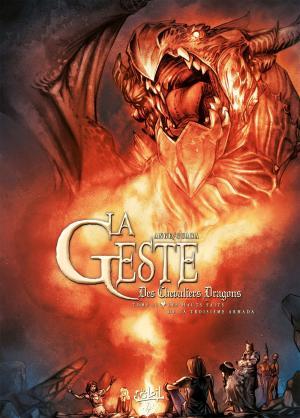 La geste des chevaliers dragons  #31