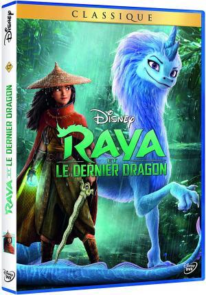 Raya et le dernier dragon édition simple