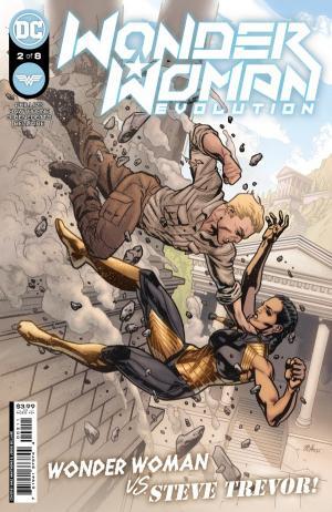 Wonder Woman: Evolution 2 - 2 - cover #1