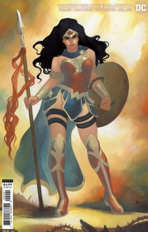 Wonder Woman: Evolution # 2